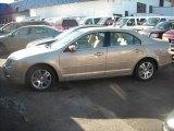 2008 Dune Pearl Metallic Ford Fusion SEL #4152305