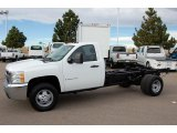 2008 Chevrolet Silverado 3500HD Regular Cab Chassis Data, Info and Specs