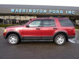 2003 Redfire Metallic Ford Explorer XLT 4x4 #41631817