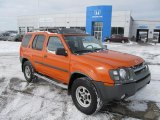 Nissan Xterra 2003 Data, Info and Specs