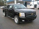 2011 Chevrolet Silverado 1500 Black