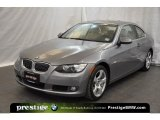 2008 Space Grey Metallic BMW 3 Series 328xi Coupe #41631374