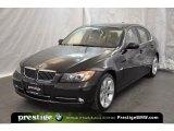 2007 Jet Black BMW 3 Series 335xi Sedan #41631375