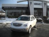 2011 White Diamond Tricoat Buick Enclave CXL AWD #41631623
