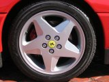 Ferrari 348 1990 Wheels and Tires