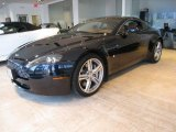2009 Aston Martin V8 Vantage Coupe Data, Info and Specs