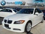 2008 Alpine White BMW 3 Series 335xi Sedan #41631404