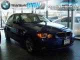 2008 Montego Blue Metallic BMW 3 Series 328xi Sedan #41631405