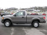 2011 Sterling Grey Metallic Ford F150 XL Regular Cab 4x4 #41631420