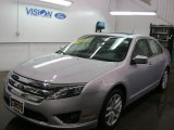 2010 Sterling Grey Metallic Ford Fusion SEL V6 #41632382