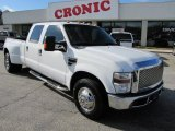 2008 Ford F350 Super Duty XL Crew Cab Dually Data, Info and Specs