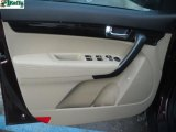 2011 Kia Sorento LX Door Panel