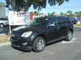 2011 Black Granite Metallic Chevrolet Equinox LTZ #41631473