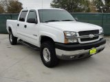 2003 Chevrolet Silverado 2500HD LS Crew Cab Data, Info and Specs