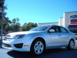 2011 Ingot Silver Metallic Ford Fusion SE #41631503
