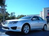 2011 Ingot Silver Metallic Ford Fusion SE #41631504