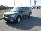 2010 Steel Blue Metallic Ford Flex Limited #41632441