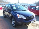 2008 Royal Blue Pearl Honda CR-V LX 4WD #41631963