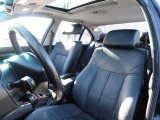 2000 BMW 5 Series 528i Sedan Black Interior