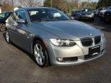 2007 Arctic Metallic BMW 3 Series 328xi Coupe #41632000