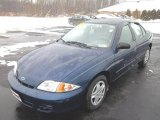 2001 Chevrolet Cavalier LS Sedan Data, Info and Specs