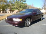Chevrolet Impala 1996 Data, Info and Specs