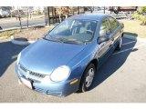 2003 Atlantic Blue Pearl Dodge Neon SE #41700924