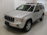 2006 Bright Silver Metallic Jeep Grand Cherokee Limited #41701135