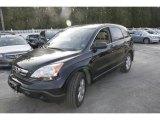 2009 Crystal Black Pearl Honda CR-V EX 4WD #41700804