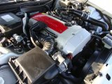 1998 Mercedes-Benz SLK 230 Kompressor Roadster 2.3L Supercharged DOHC 16V 4 Cylinder Engine