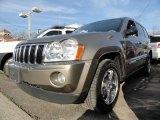 2006 Light Khaki Metallic Jeep Grand Cherokee Limited 4x4 #41701164