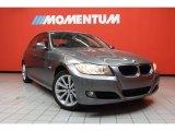 2011 Space Gray Metallic BMW 3 Series 328i Sedan #41701001