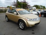 2003 Nissan Murano SL Data, Info and Specs