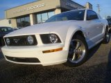 2006 Performance White Ford Mustang GT Premium Coupe #41700747