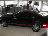 2007 Black Ford Mustang Shelby GT500 Coupe #41734181
