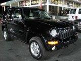 2002 Black Jeep Liberty Limited 4x4 #41734430