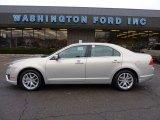 2010 Brilliant Silver Metallic Ford Fusion SEL #41734263