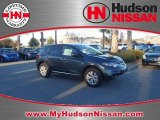 2011 Graphite Blue Nissan Murano S #41742662