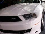 2011 Performance White Ford Mustang SMS 302 Convertible #41743130
