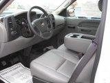 2011 Chevrolet Silverado 1500 Crew Cab 4x4 Dark Titanium Interior