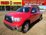 2010 Radiant Red Toyota Tundra TRD Double Cab 4x4 #41743571