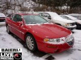 2000 Chrysler Sebring Inferno Red Pearl