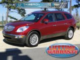 2010 Red Jewel Tintcoat Buick Enclave CXL #41743590