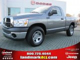 2008 Mineral Gray Metallic Dodge Ram 1500 SXT Regular Cab #41743207