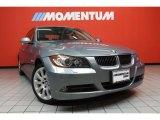 2006 Silver Grey Metallic BMW 3 Series 330xi Sedan #41743412