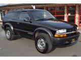 Chevrolet Blazer 1998 Data, Info and Specs