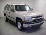 2005 Silver Birch Metallic Chevrolet Tahoe LS 4x4 #41743434