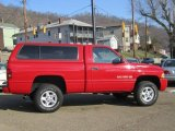2000 Dodge Ram 1500 Flame Red