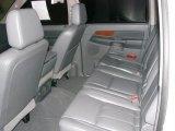 2007 Dodge Ram 3500 Laramie Mega Cab 4x4 Dually Medium Slate Gray Interior