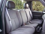 2005 Chevrolet Silverado 1500 Regular Cab 4x4 Dark Charcoal Interior
